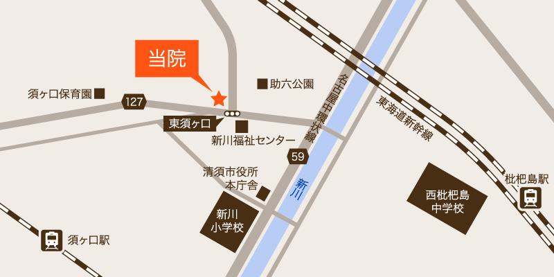 愛知県清須市東須ケ口169